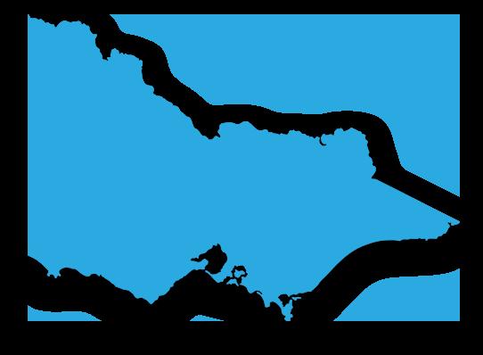 Malborn map