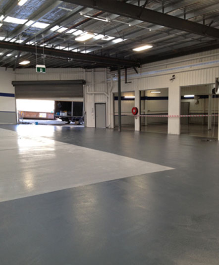 Epoxy Flooring Mornington